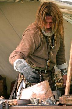 Trondheim Vikingmarked 2012 (Vikingsnitt)
