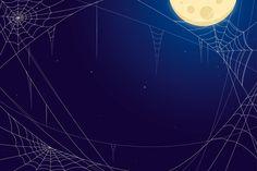 Fundo de teia de aranha de halloween | Free Vector #Freepik #freevector Plat Halloween, Halloween Frames, Halloween Vector, Halloween Sale, Halloween Patterns, Halloween Design, Halloween Night, Happy Halloween, Halloween Wishes