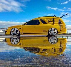 All Car Brands List and Photos Australian Muscle Cars, Aussie Muscle Cars, Sexy Cars, Hot Cars, Dragon Wagon, Holden Monaro, Station Wagon Cars, Holden Commodore, Chevrolet Trucks