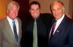 This is me with Pennsylvania State Rep. Dennis O'Brien and former Governor Ed Rendell
