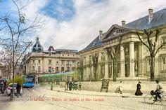 Popular on 500px : Place du Palais de Justice by Vincent_Zenon