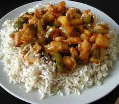 Ajam Manis Pedis (pittige, Zoete Kip) recept | Smulweb.nl Spicy Recipes, Healthy Chicken Recipes, Indian Food Recipes, Asian Recipes, Cooking Recipes, Cold Meals, Indonesian Food, Dinner Dishes, International Recipes