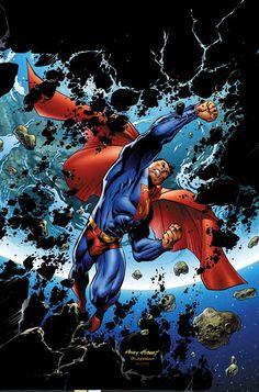 Superman by Andy Kubert