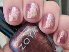 Zoya- Faye - Cute For a Really Light and Springy Look ! Great for Lil Girls ! :)