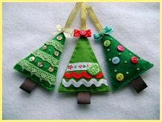 plantillas arbolitos navidad. Visita www.estrellasdeweb.blogspot.com