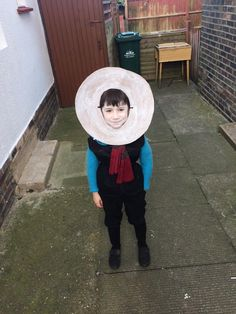 Moonface costume jocelyn