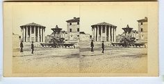 Rome, Le Temple de Vesta