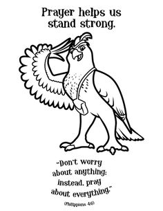 Bible Verse Coloring Page Psalm 54:4Coloring Page digital