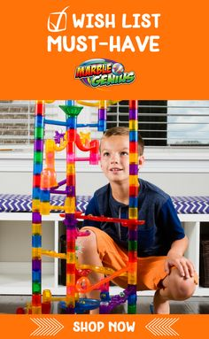 Parents looking for the perfect gift idea, look no further! The Marble Run Super Set toy by Marble Genius has 85 see-through pieces, tons of action, and endless fun. Guaranteed smiles on your kids' faces when they open this gift! Marble Runs, Steam Toys, Steam Learning, Super Sets, Inspired Learning, Stem Steam, Child Smile, Best Kids Toys, Parent Resources