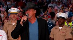 """Trace Adkins Performs """"Still a Soldier"""" on the 2017 A Capitol Fourth"""