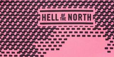 Limited edition jersey celebrating Rapha's eighth Hell of the North ride, north of London.