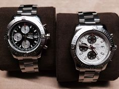 The new Breitling Colt 36 timepieces at Baselworld - #FraserHartAtBaselworld