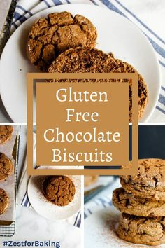 Chocolate fans will love this rich, delicious gluten free chocolate biscuit with two kinds of chocolate! #zestforbaking #glutenfreebread #glutenfreerecipes #glutenfreebaking Gluten Free Snacks, Gluten Free Baking, Gluten Free Recipes, What Is Gluten Free, Gluten Free Biscuits, Chocolate Biscuits, Fundraising Ideas, Gluten Free Chocolate, Mini Chocolate Chips