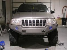 trail ready bumper wj | Thread: Which WJ Bumper? ARB vs TrailReady vs LSR