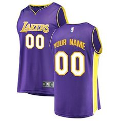 d2026f2d611 Julius Randle Los Angeles Lakers Fanatics Branded Youth Fast Break Replica  Jersey Gold - Icon Edition  LosAngelesLakers