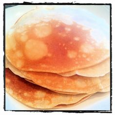 Sweet crepes.    They're like those really thin pancakes