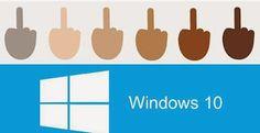 UNIVERSO NOKIA: Con Windows 10 Microsoft Introduce Emoticons Dito ...