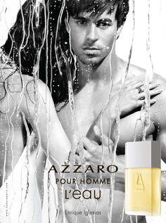 See Enrique Iglesias pictures, photo shoots, and listen online to the latest music. Enrique Iglesias, Azzaro Pour Homme, Trending Photos, Perfume, Hair Today, My Idol, Videos, Hot Guys, Reggaeton