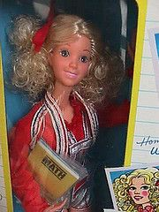 Starr Doll  I had her! I had totally forgotten about this one! :)
