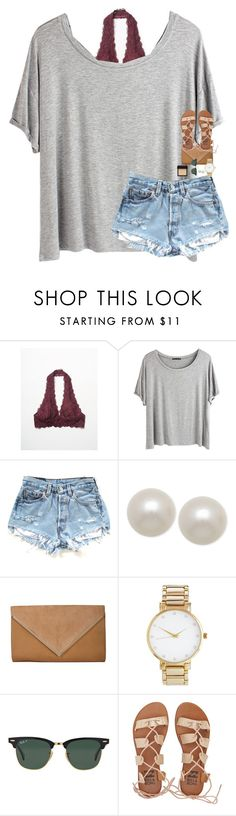 """""""when people copy:/"""" by classynsouthern ❤ liked on Polyvore featuring Free People, Chicnova Fashion, Honora, ASOS, Ray-Ban, Billabong and NARS Cosmetics"""