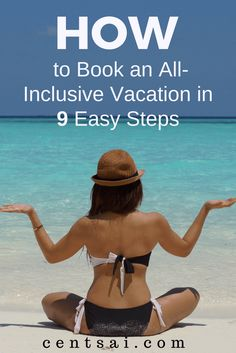 Booking all-inclusive vacations doesn't have to cost an arm and a leg. Here are some all-inclusive vacation tips to make it easy and cheap. via @centsai
