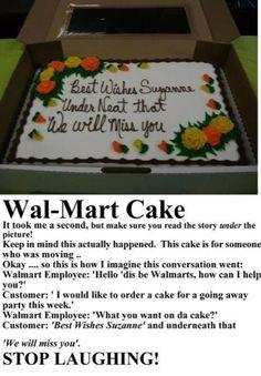 Sad...but funny.