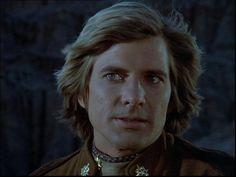 Battlestar Galactica...Lt. Starbuck aka Dirk Benedict...Feldercarb...Frick