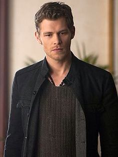 Joseph Morgan playing as Niklaus Mikealson in my Damon Salvatore Fanfiction: Reawaken
