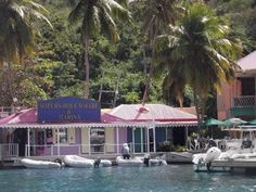 Sopers Hole BVI-great place to clear customs and shop at the same time!