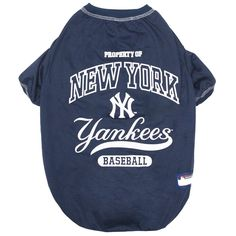 f4f5c5008cd Pets First New York Yankees T-Shirt