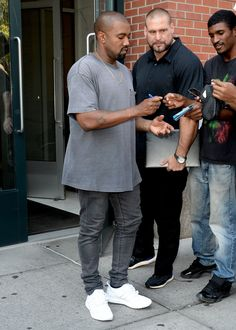 The Kanye West Look Book   GQ