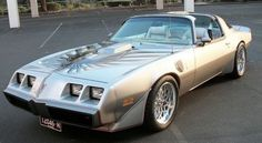 1979 Pontiac Firebird Trans-Am 10th Anniversary Edition