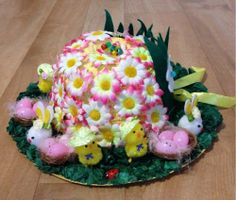 Easter Bonnet —  (1000x848)