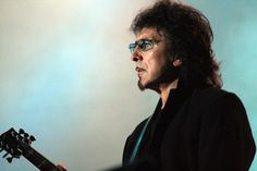 Tony Iommi has cancer and the Black Sabbath reunion shows have been cancelled.  I hate this for Tony.