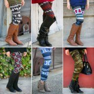 GMA Deals and Steals on White Plum's Print Leggings