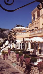 Tiberio Palace Hotel, Capri, Italy
