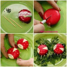 I love this super easy idea!!! Amo esta idea super facil!!!