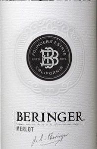 """""""It's one of those wines that tastes way more expensive than it actually is. Beringer Founders Estate Merlot is listed in no less than the Sothebys Wine Encyclopedia as one of the very best wines; when it comes to California merlots."""
