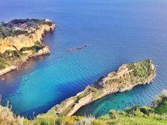 La fantastica baia di Trentaremi |  © Pescatori di Posillipo