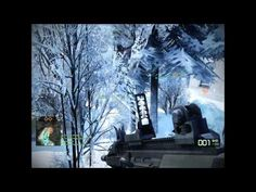 I was playing with in assault mode with AUG assault rifle Battlefield Bad Company 2, Assault Rifle, Cold War, Gaming, Videogames, Tactical Shotgun, Game