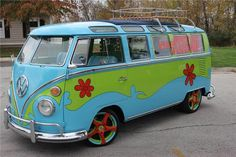 this is the greatest van of all time