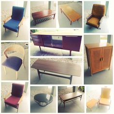 Our collection of Mid Century & eclectic furniture - Kya Theia Collections