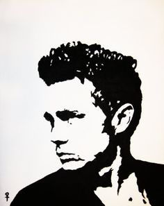 James Dean Painting at ArtistRising.com