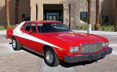 1976 FORD TORINO - STARSKY & HUTCH MOVIE CAR