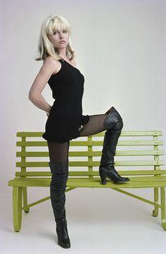 Deborah Harry… ♥ ♥ ♥
