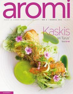 Tilaa ilmaiseksi Aromi lehden näytenumero.  Aromilehti on ruuan ja juoman ammattilehti. http://aromilehti.fi/naytenumero/