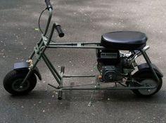 Mini Drag Bike