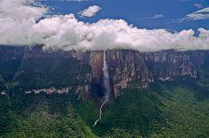 Paradise Falls, South America