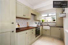 Sutton, SM1 bespoke handmade kitchen