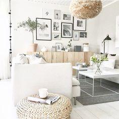 """163 Likes, 2 Comments - Minimalist Home (@minimalistroomdecor) on Instagram: """"nice living room // schönes Wohnzimmer von @mz.interior"""""""